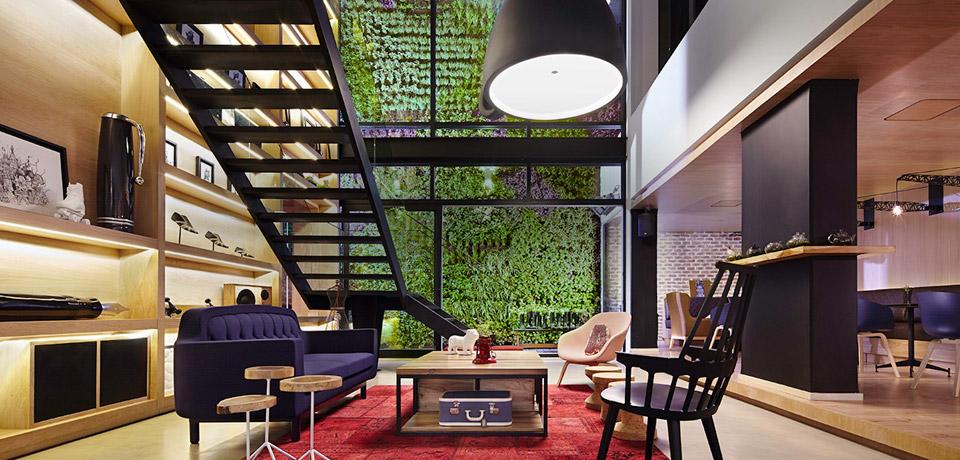 Los mejores boutique hotel hoteles con encanto tablet for Hoteles diseno berlin