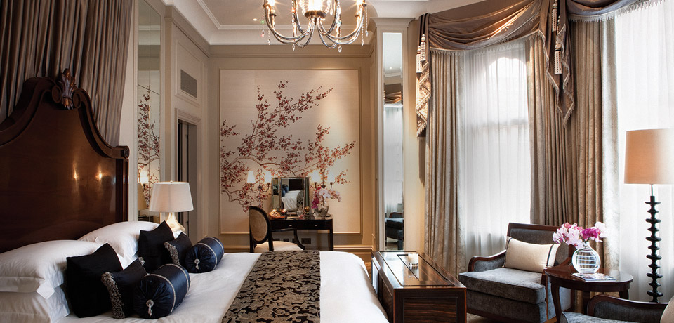 The Langham London - London luxury boutique hotel