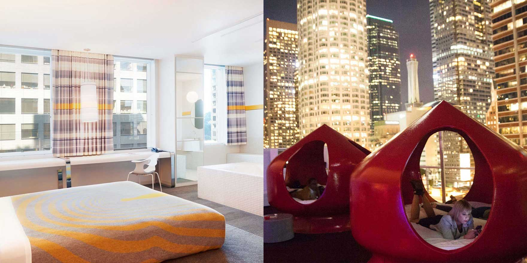 The Standard Downtown LA – Boutique Hotel in Downtown Los Angeles