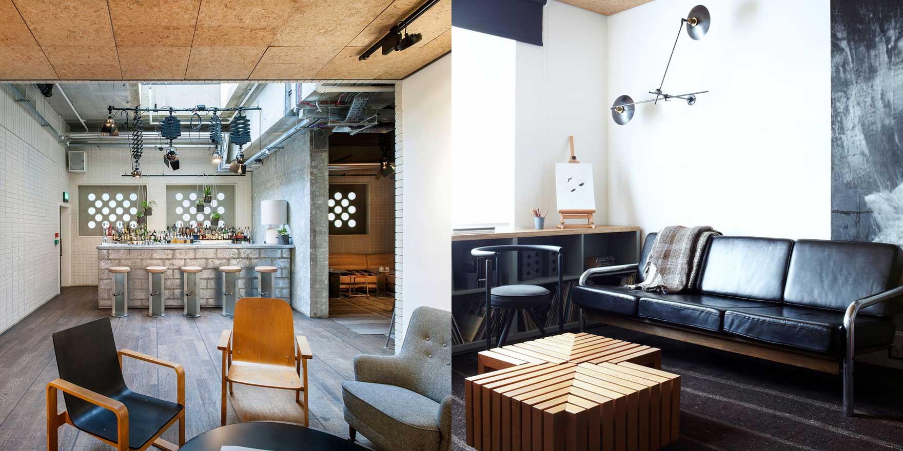 Ace Hotel London Shoreditch – Boutique Hotel in Shoreditch, London