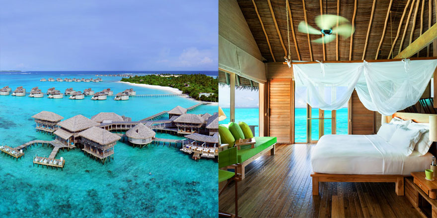 Six Senses Laamu – Boutique Hotel in the Maldives