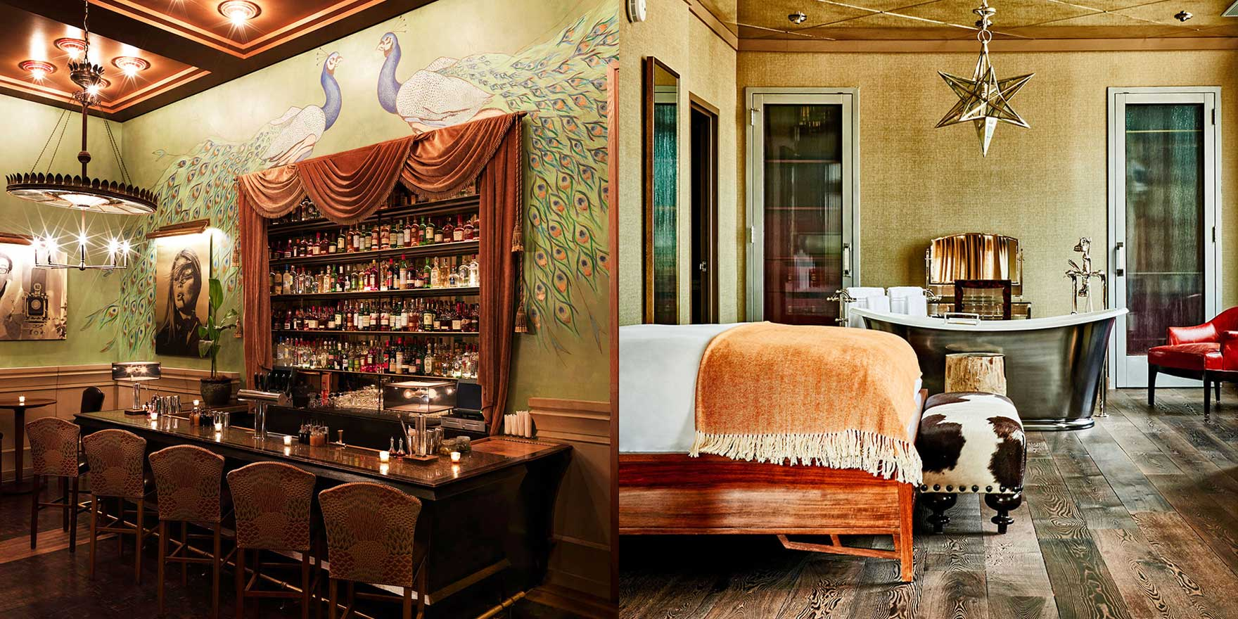 Tablet Hotels Michelin The Best Soho New York Boutique Hotels