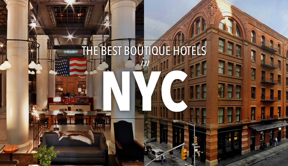 5 best boutique hotels on lower east side nyc including for Top boutique hotels new york