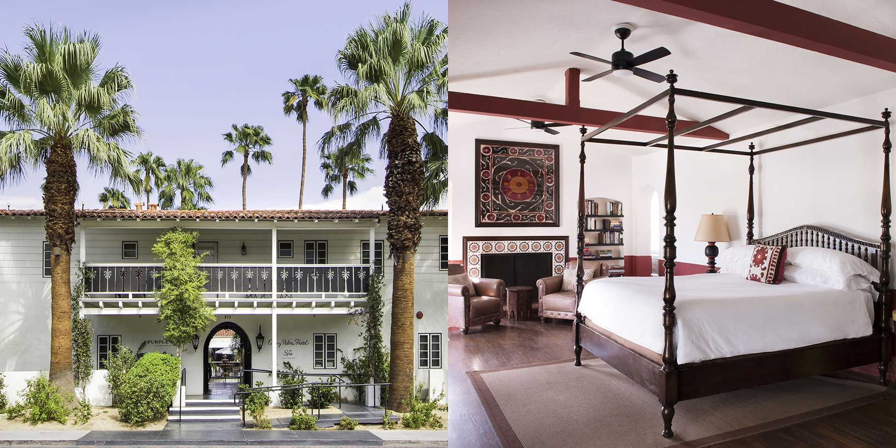 Colony Palms Hotel – Boutique Hotel in Palm Springs