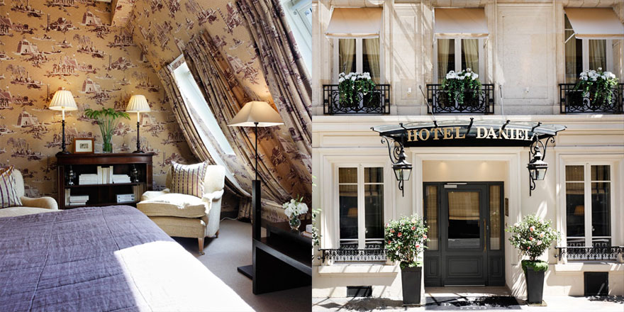 Hotel Daniel – Paris Boutique Hotel