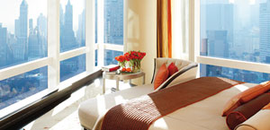 Mandarin Oriental New York  - Boutique Hotel New York City. Midtown, NYC.