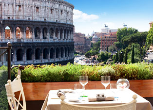 Rome - Best Boutique Hotels in Rome. Rome, Italy.
