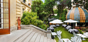 The Saint James, Paris. Best Boutique Hotel Paris. 16th Arr. Trocadero/Bois de Boulogne