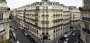 Hotel de la Tremoille. Best Boutique Hotel in Paris. 8th Arr. Champs-Elysées/Madeleine