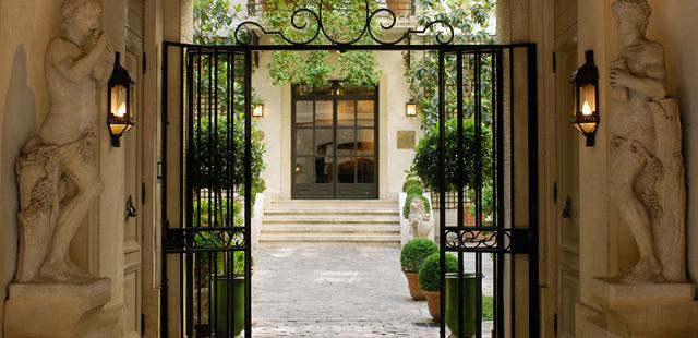 Relais christine 6th arr paris boutique hotel luxury - Point relais luxembourg ...