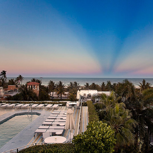 The Hotel of South Beach