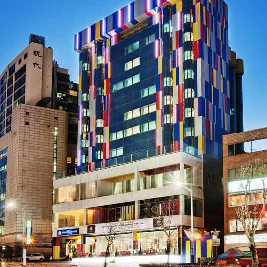 首尔皇宫精品酒店(Imperial Palace Boutique Hotel Seoul)