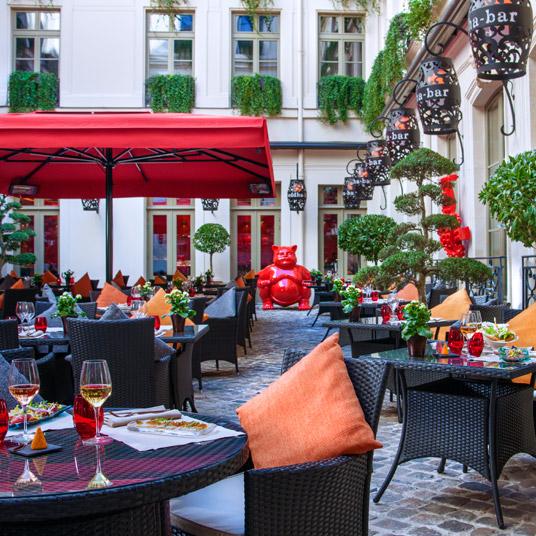 Buddha-Bar Hôtel Paris