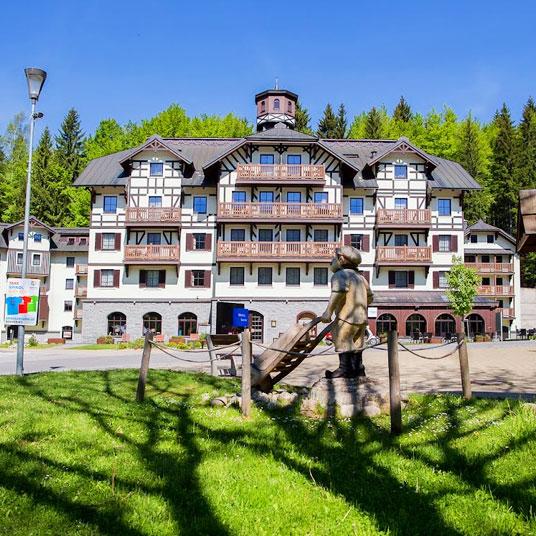 Hotel Savoy Spindleruv Mlyn