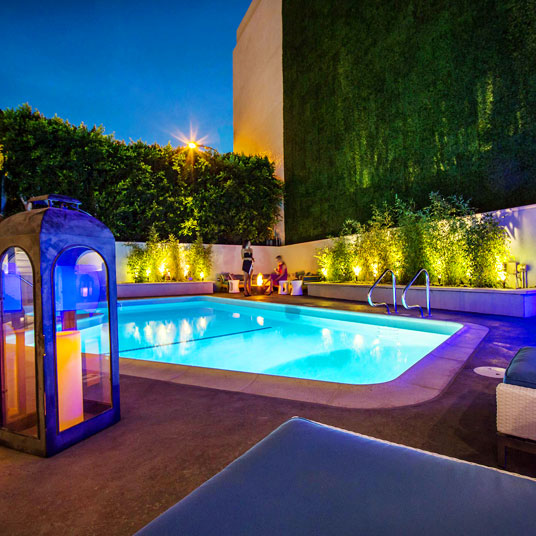The Mosaic Hotel Beverly Hills