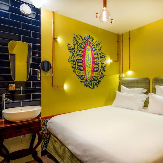 巴黎精品酒店(Hôtel Exquis Paris)