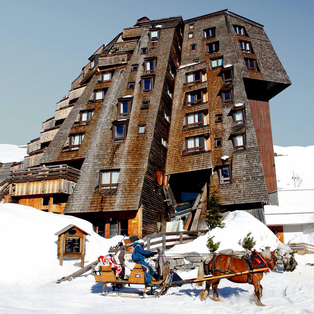Hôtel des Dromonts