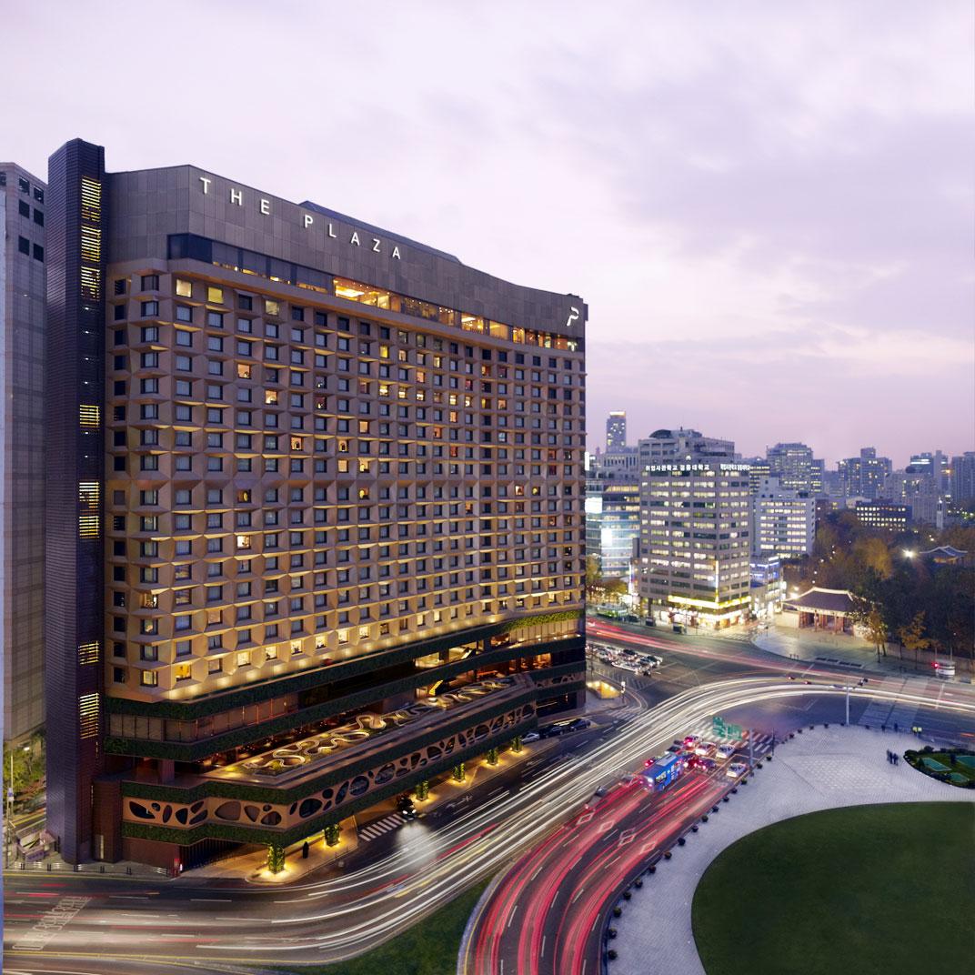 The Plaza Hotel Seoul
