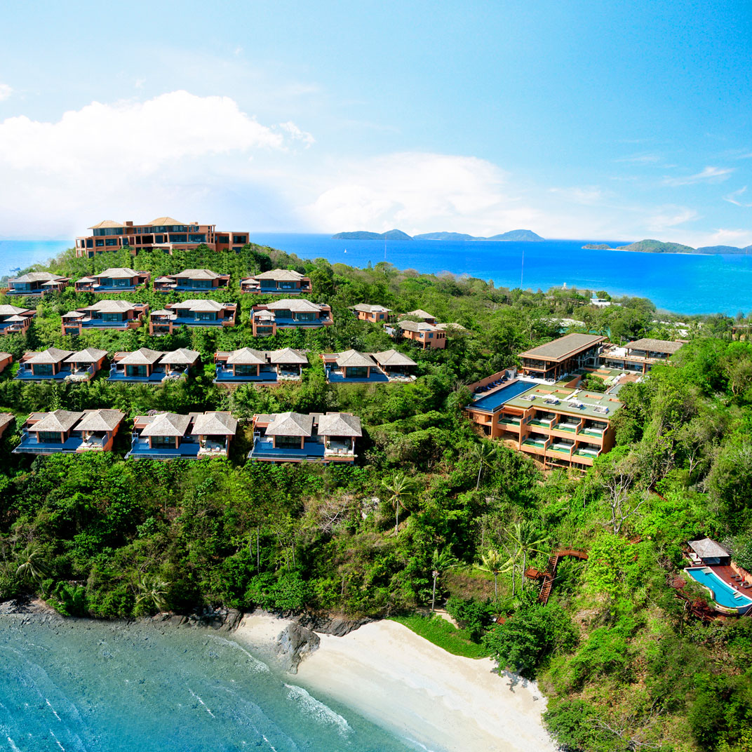 普吉岛斯攀瓦酒店(Sri Panwa)