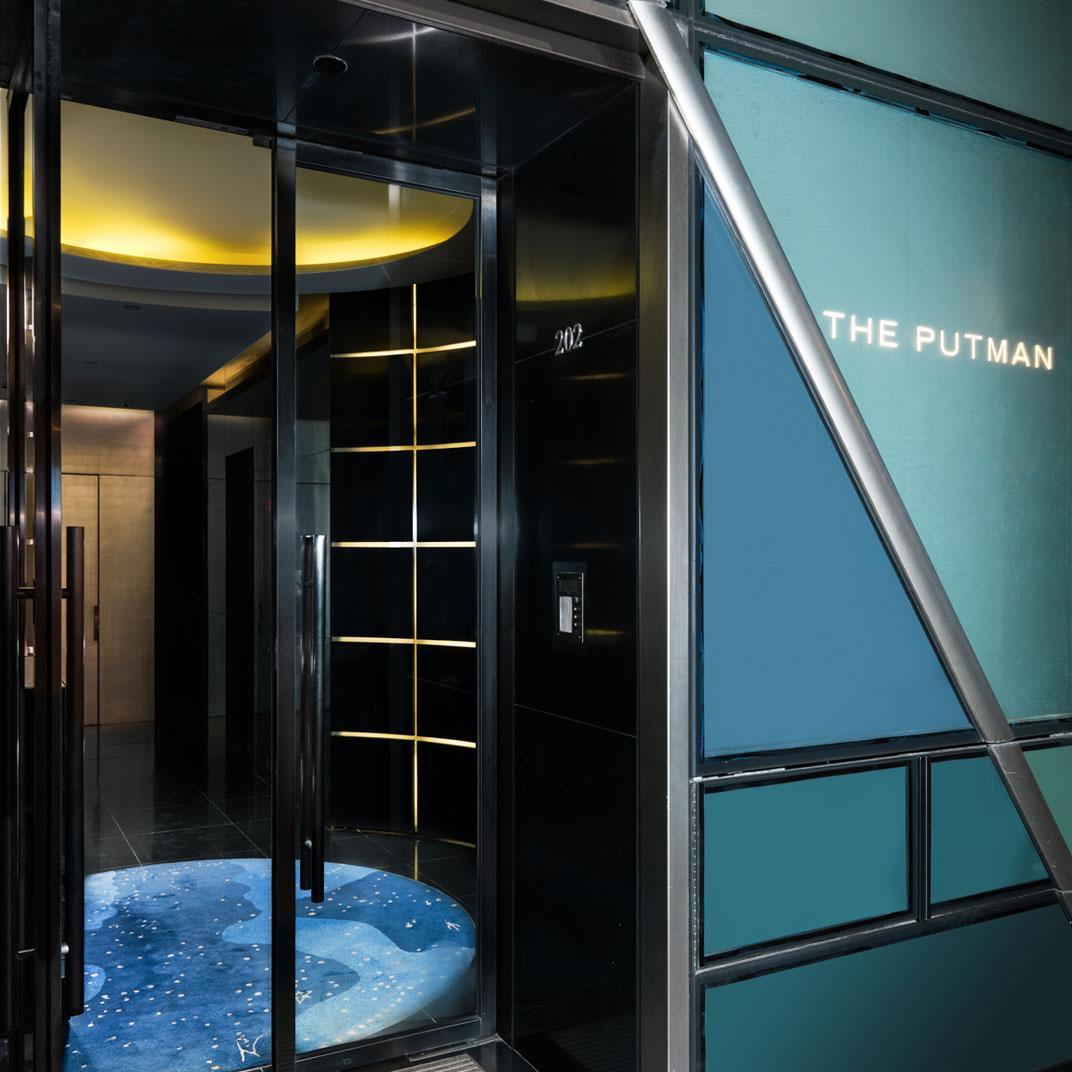 普特曼酒店