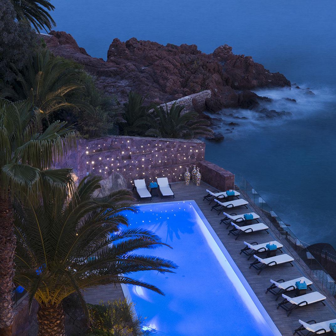 Tiara Miramar Beach Hôtel & Spa Côte d'Azur