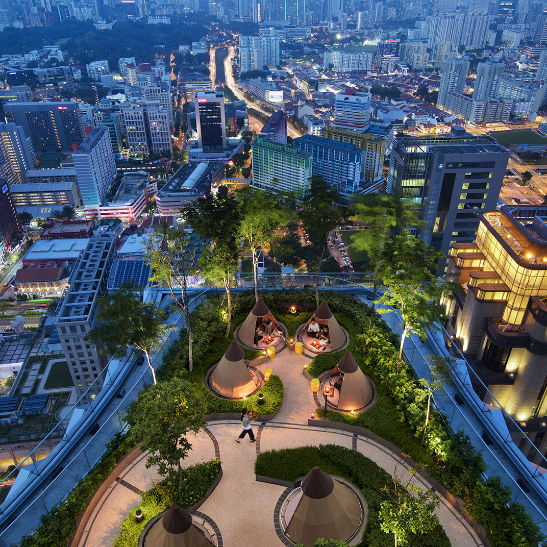 アンダーズ シンガポール