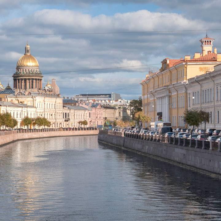 Four Seasons Hotel Lion Palace St. Petersburg