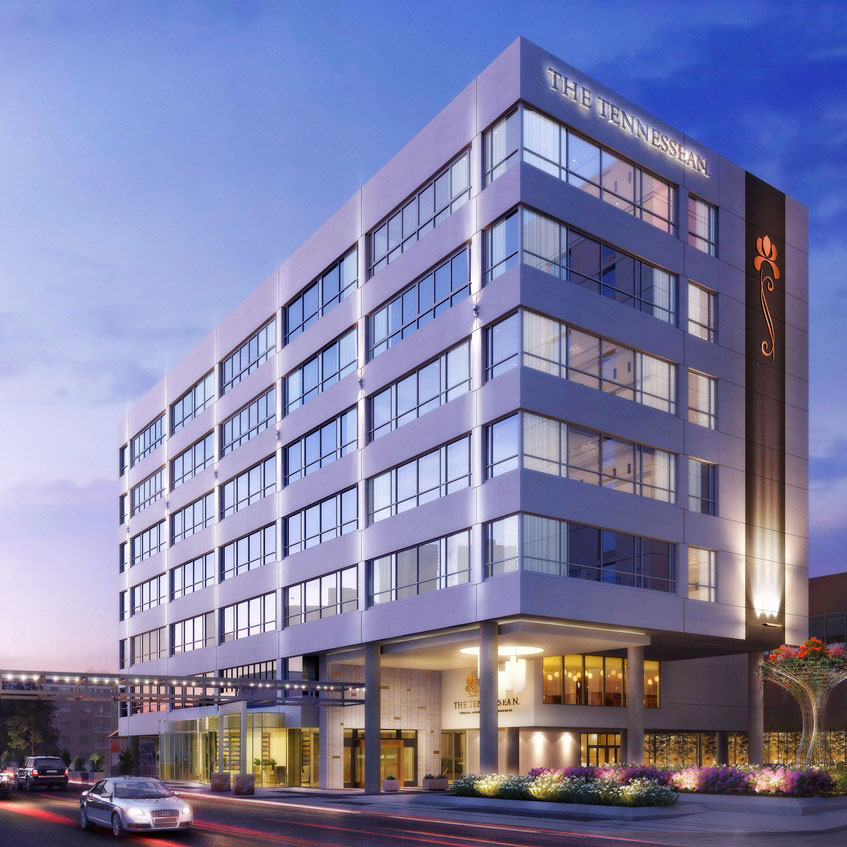 The Tennessean Hotel