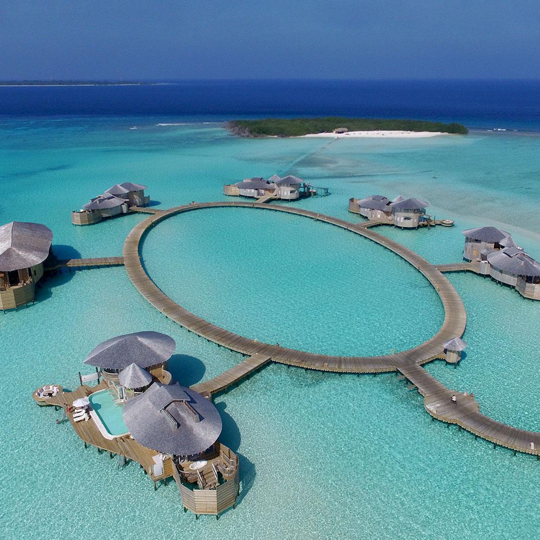 Soneva Jani Medhufaru Island Noonu Atoll Maldives