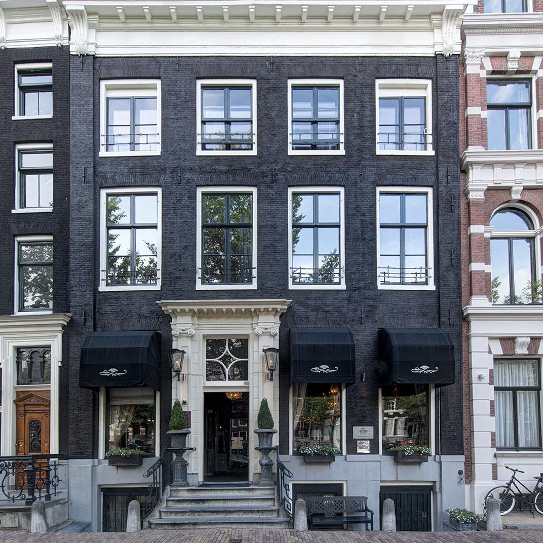 The Pavilions Amsterdam, The Toren