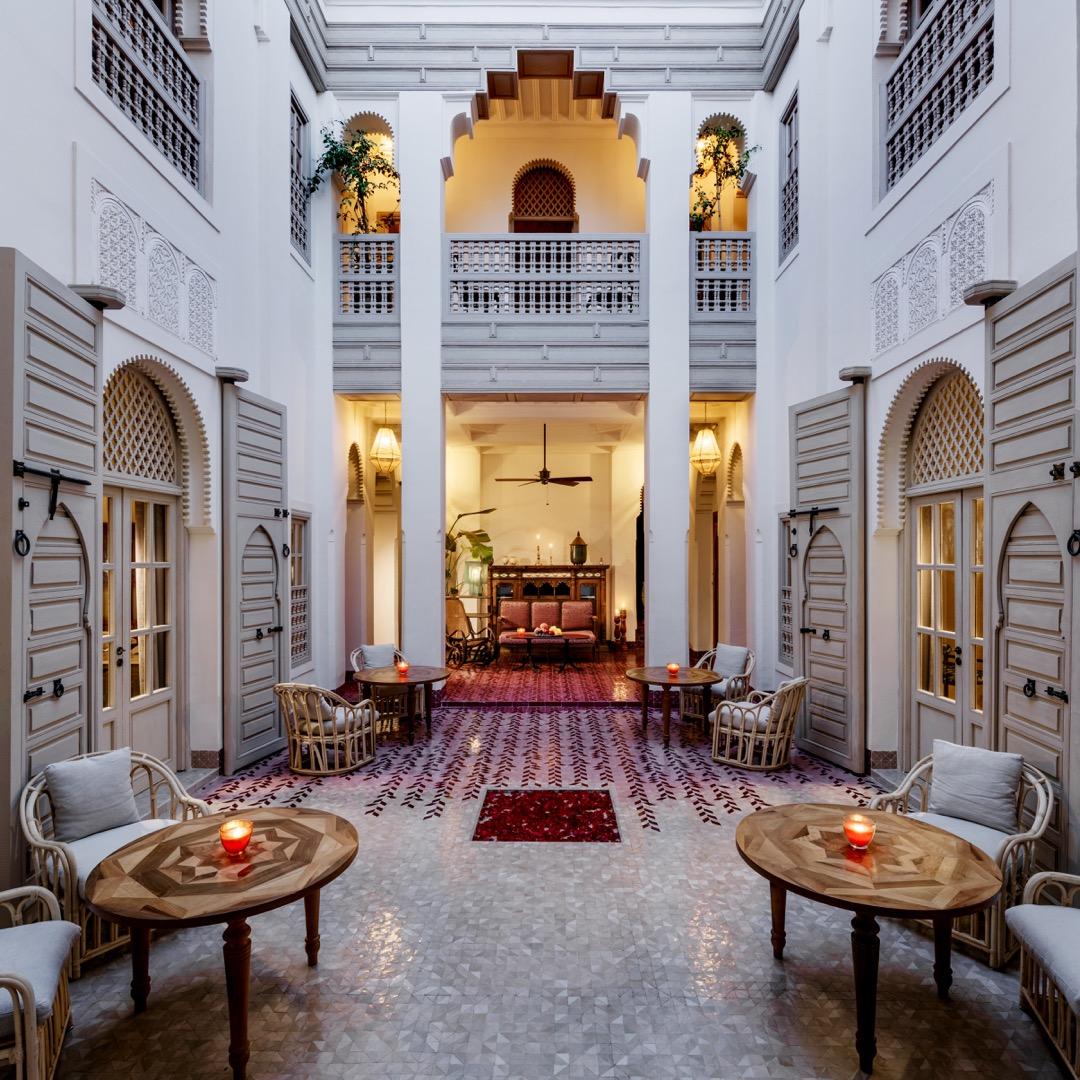 Hotel Marrakech Jardins Medina
