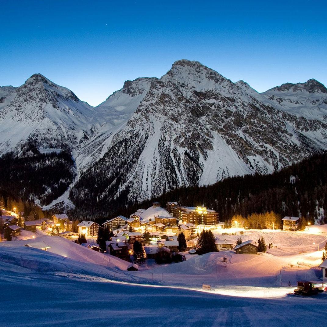 Arosa Kulm Hotel & Alpin Spa