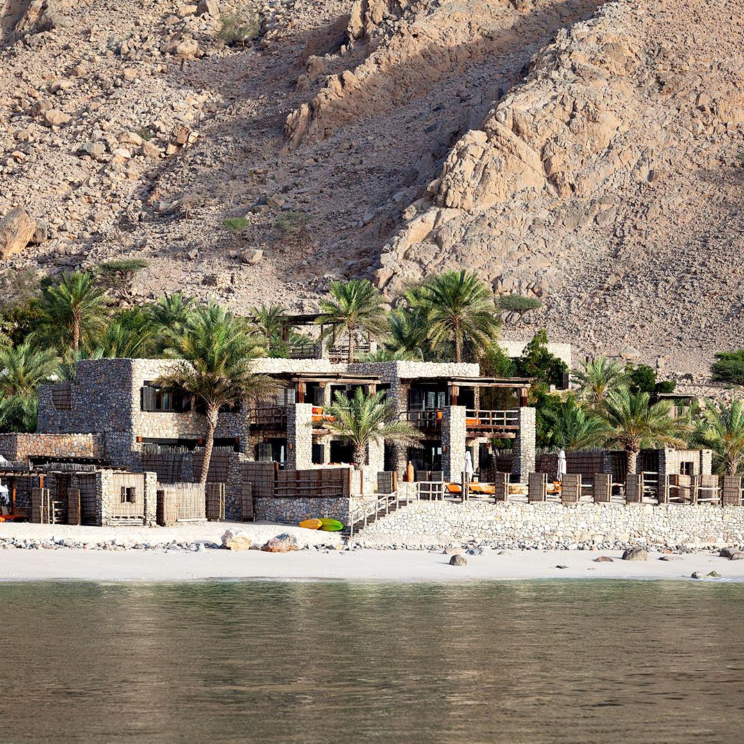 志加湾六善酒店(Six Senses Zighy Bay, Oman)