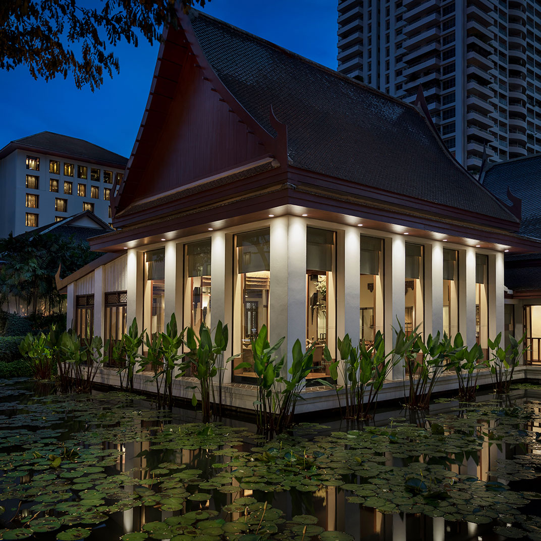 曼谷素可泰酒店(The Sukhothai Bangkok)