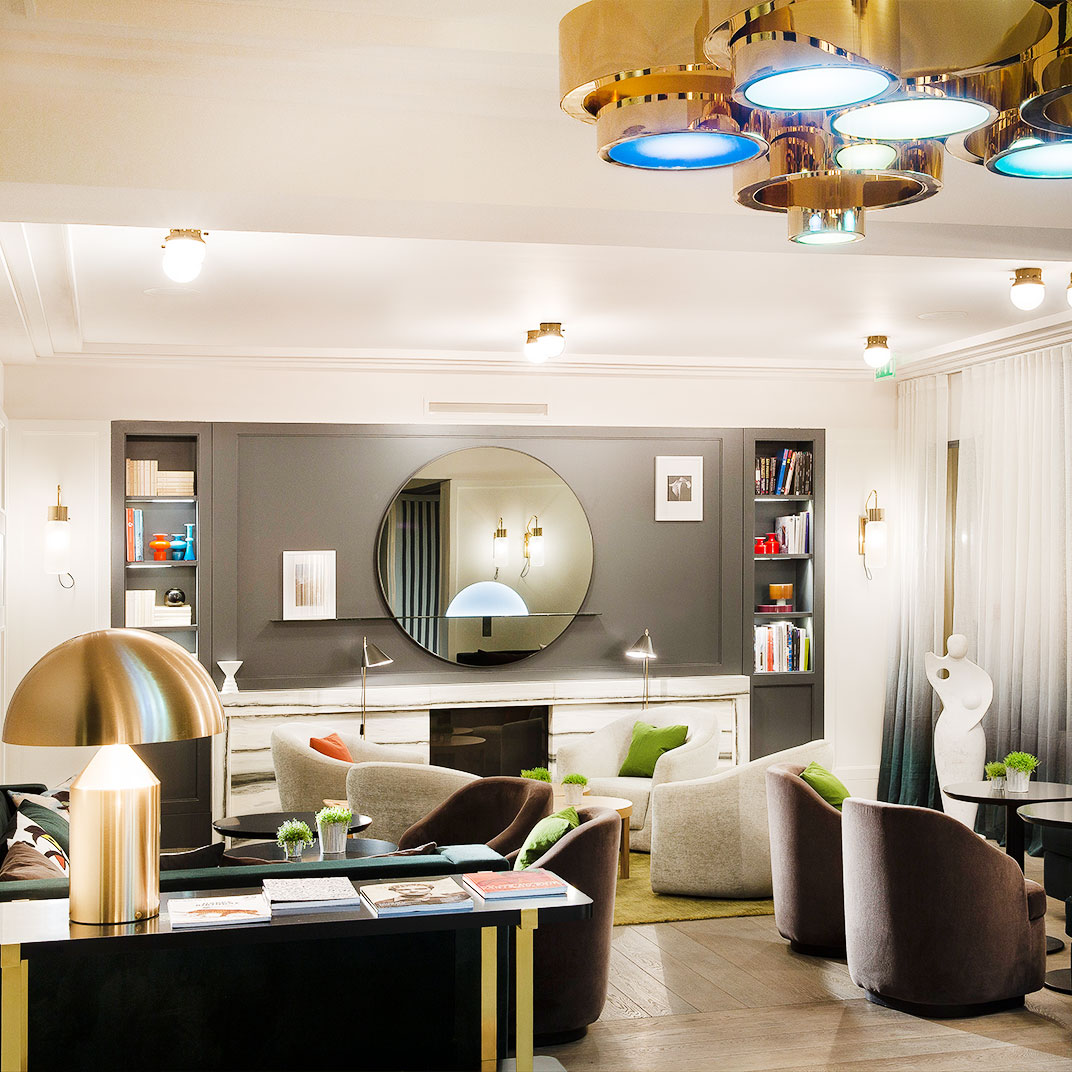 玛丽安酒店(Hôtel Le Marianne)