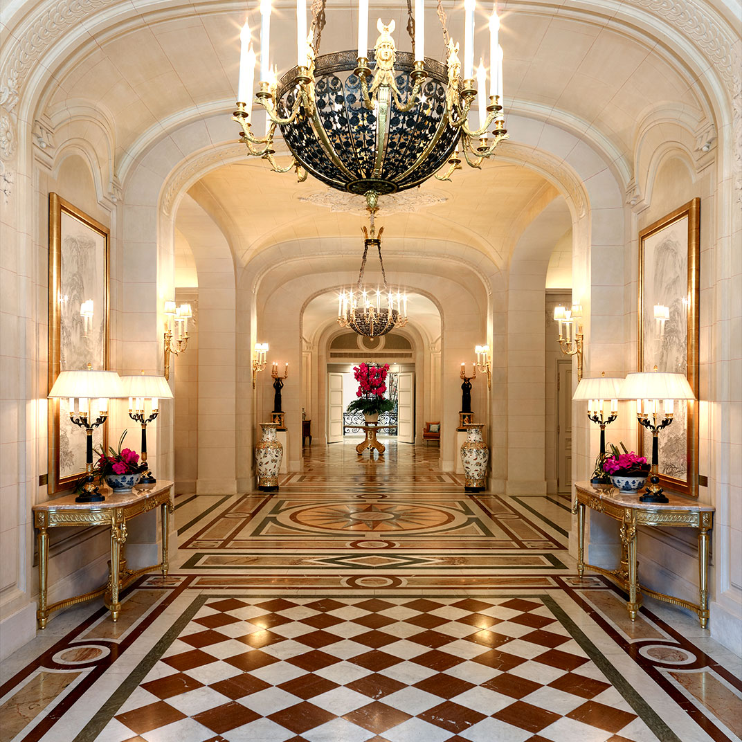 Shangri-La Hôtel, Paris