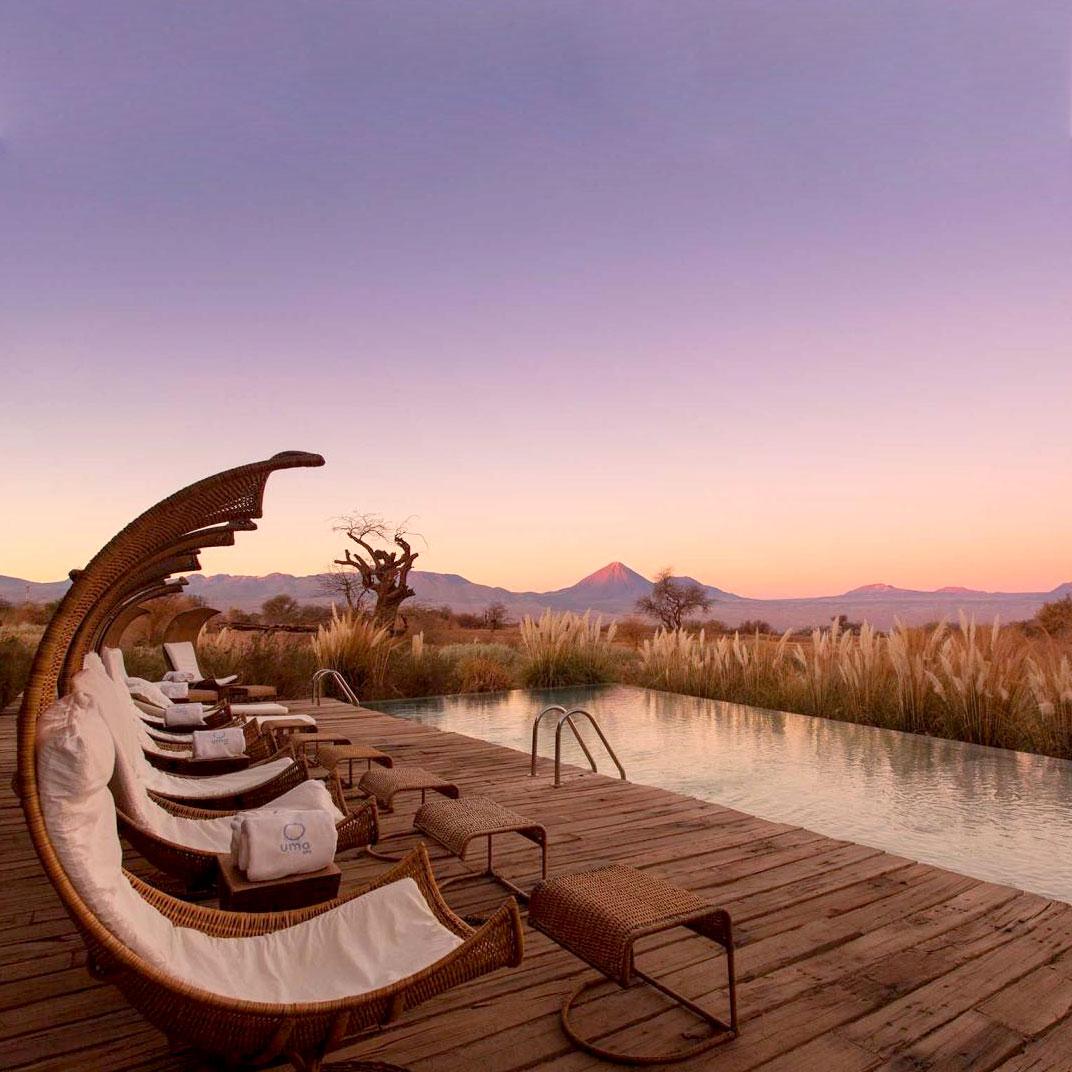 蒂拉阿塔卡马酒店(Tierra Atacama Hotel & Spa)