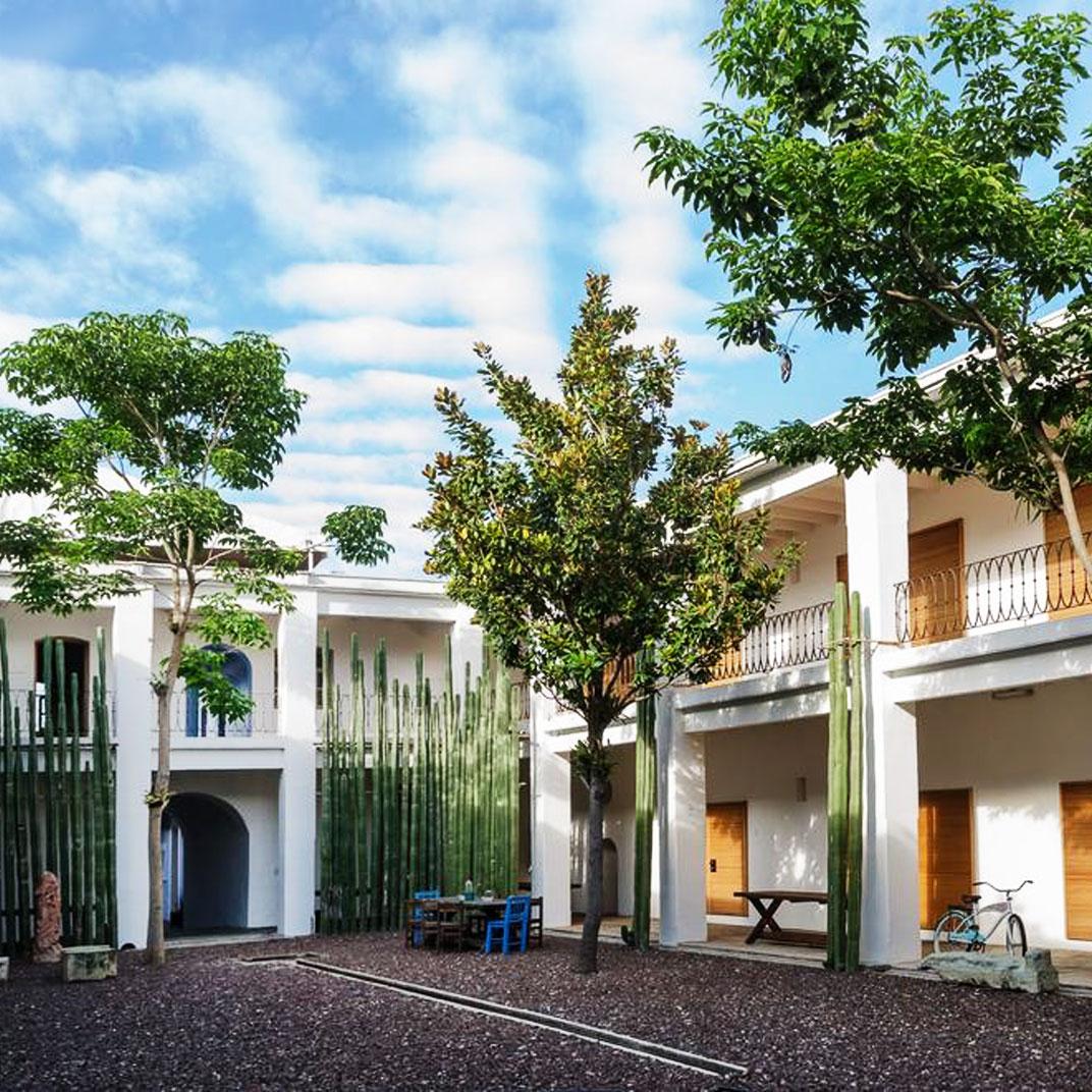 Hotel Azul de Oaxaca