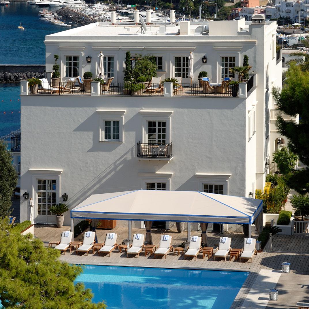 卡普里JK酒店(JK Place Capri)