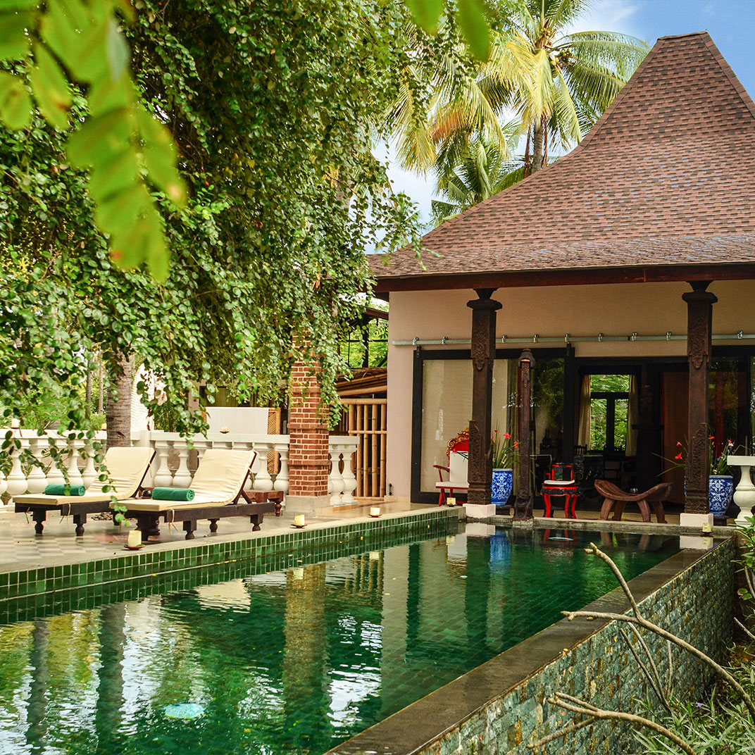 龙目岛图古酒店(Hotel Tugu Lombok)