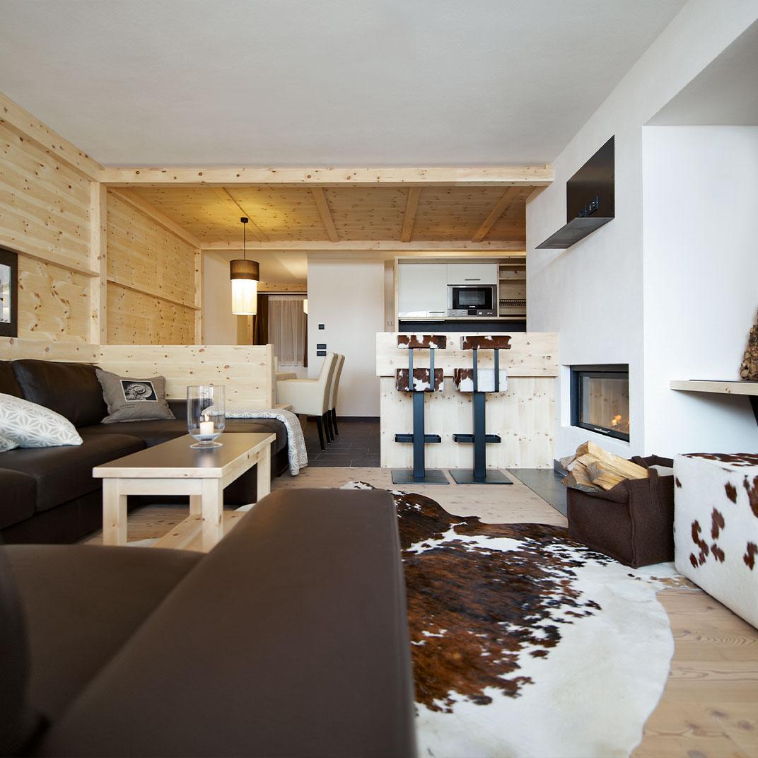 Lagació Hotel Mountain Residence