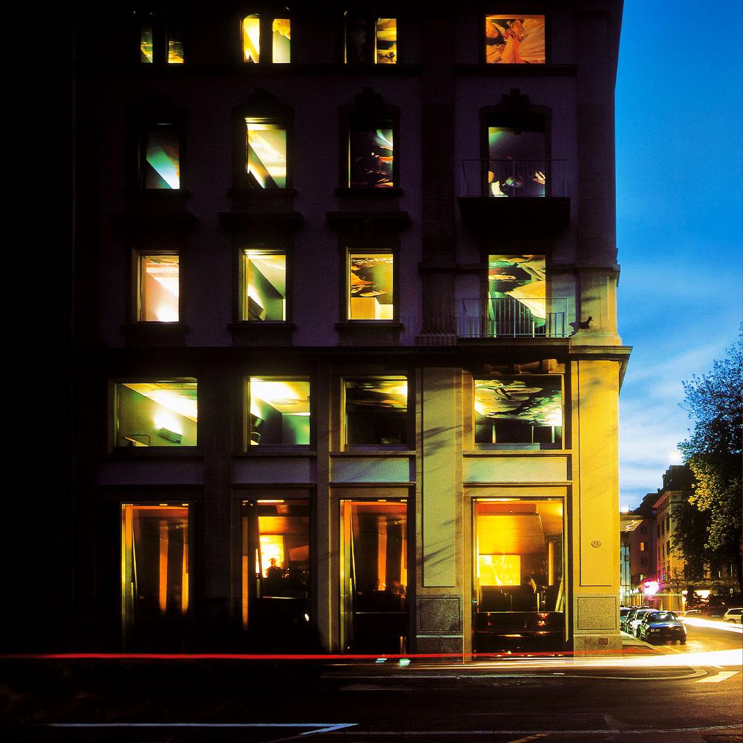 The Hotel Luzern