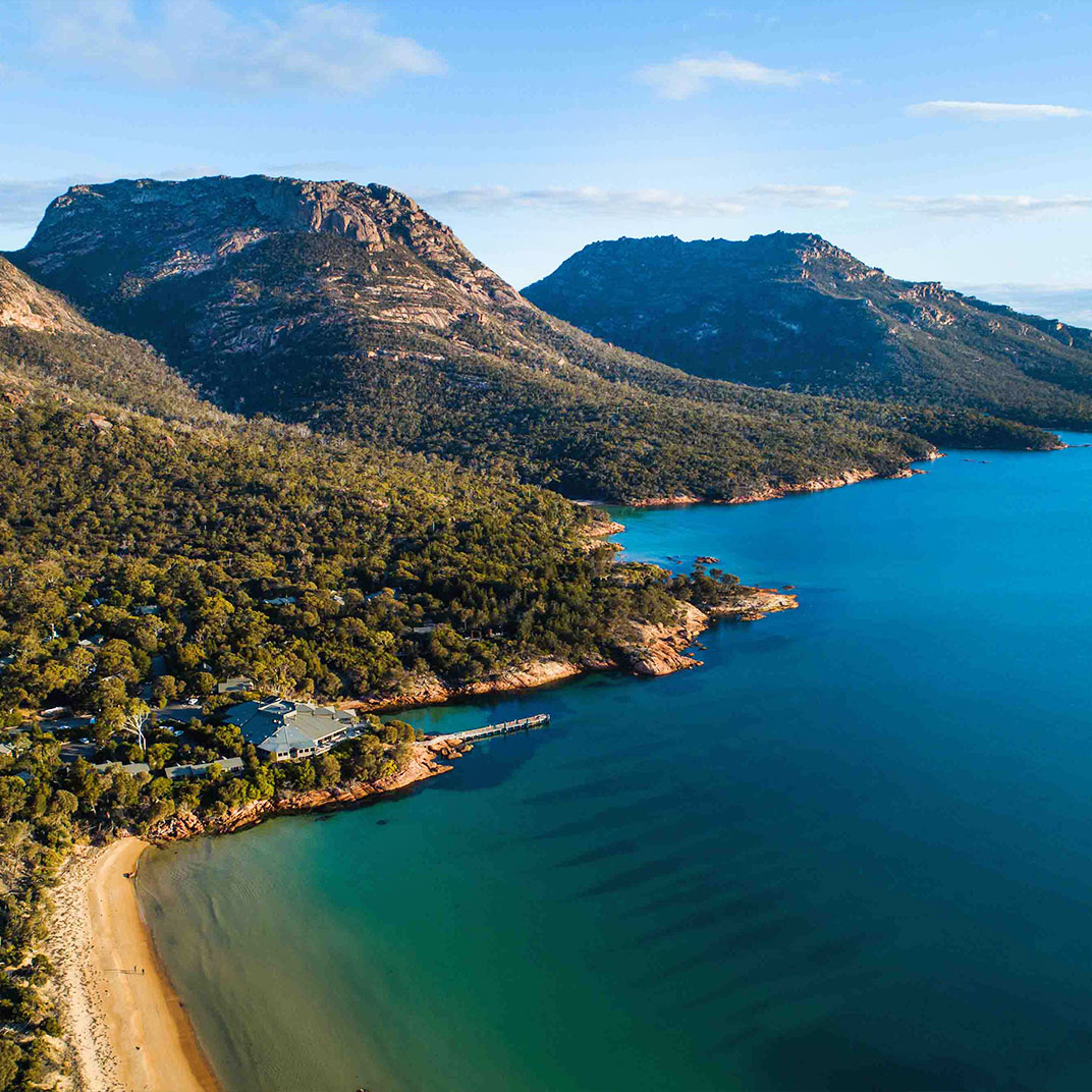 Freycinet Lodge - boutique hotel in Freycinet National Park