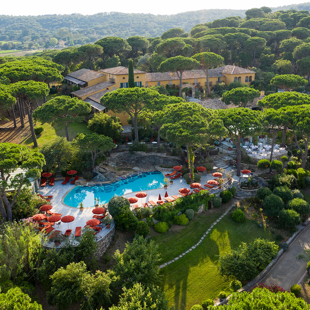 Villa Marie Saint-Tropez