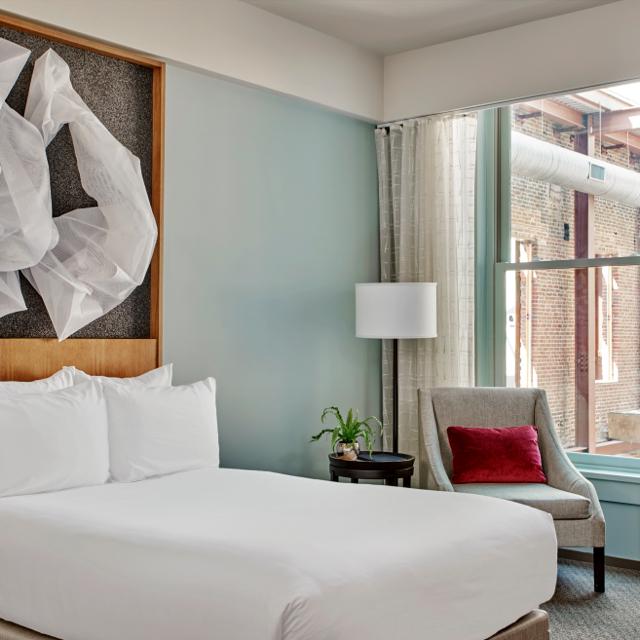 21c Museum Hotel Louisville Louisville Ky Luxury Hotel